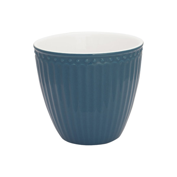 Latte Cup Alice Ocean Blue von Greengate