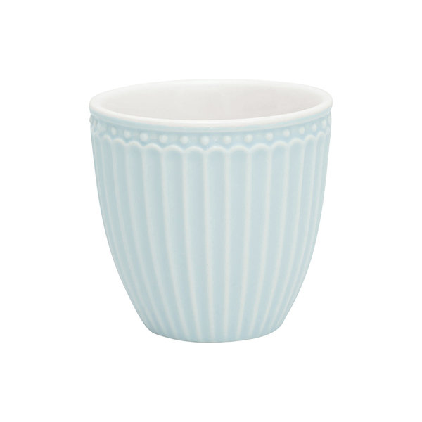 Mini Latte Cup Alice Pale Blue von Greengate