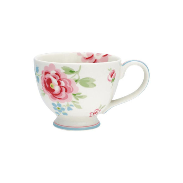 Teetasse Meryl White von Greengate