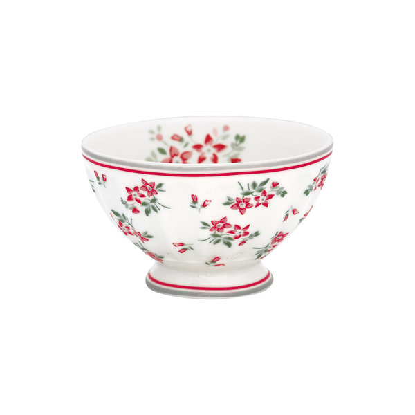 French Bowl M Avery White von Greengate