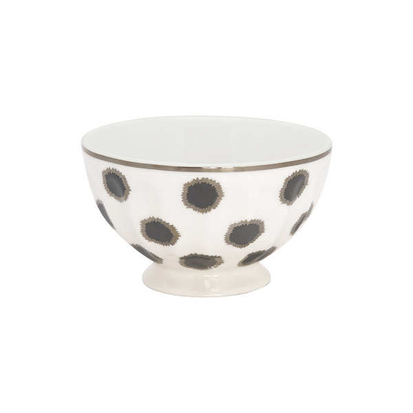 French Bowl M Savannah White von Greengate