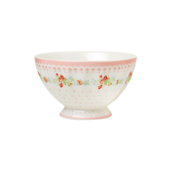 French Bowl M Sinja White von Greengate