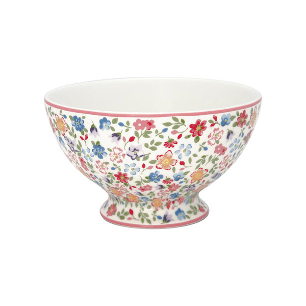 Soup Bowl Clementine White von Greengate